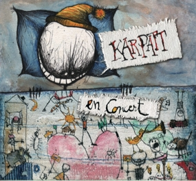La Cigale - Paris - KARPATT