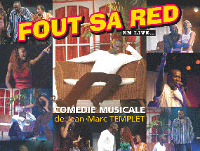 La Cigale - Paris - FOUT SA RED