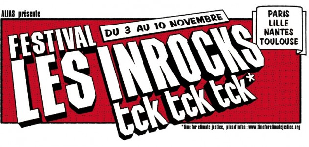 La Cigale - Paris - HOCKEY + ZAK LAUGHED + FREDO VIOLA + DAN BLACK + THE IRREPRESSIBLES