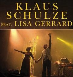 La Cigale - Paris - KLAUS SCHULZE + LISA GERRARD