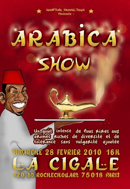 ARABICA SHOW