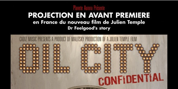 La Cigale - Paris - OIL CITY CONFIDENTIAL+ WILKO JOHNSON Trio