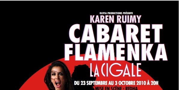 La Cigale - Paris - CABARET FLAMENKA
