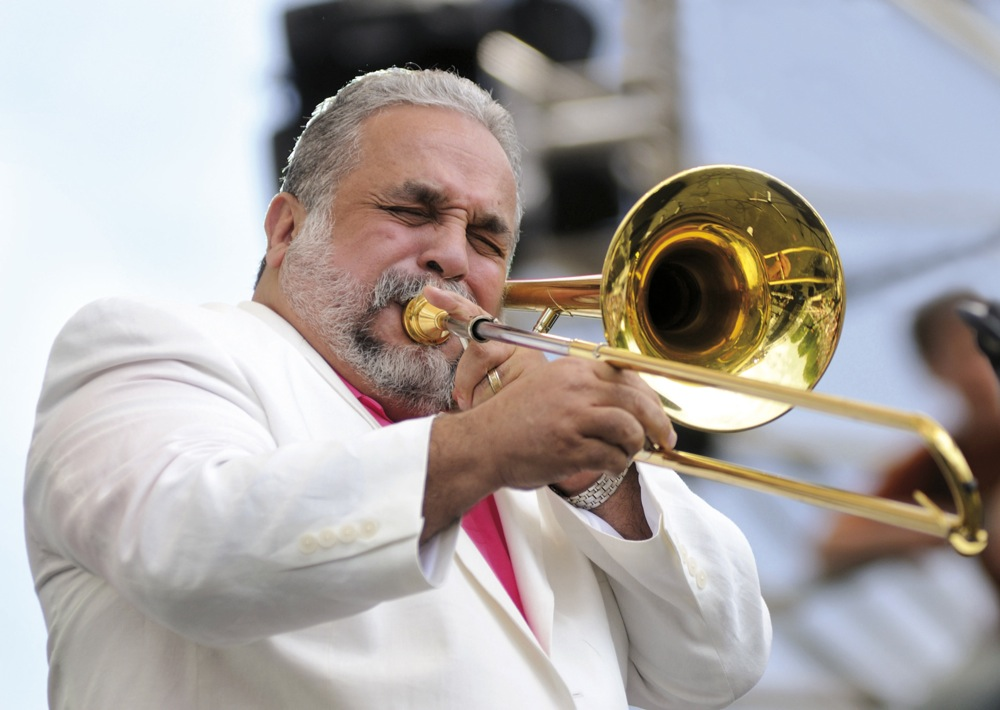 "WILLIE COLON – SALSA PICANTE!  ""Factory©Festival d'Ile de France"""