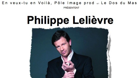 La Cigale - Paris - PHILIPPE LELIÈVRE EST GIVRÉ !