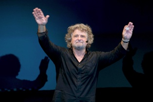 La Cigale - Paris - BEPPE GRILLO