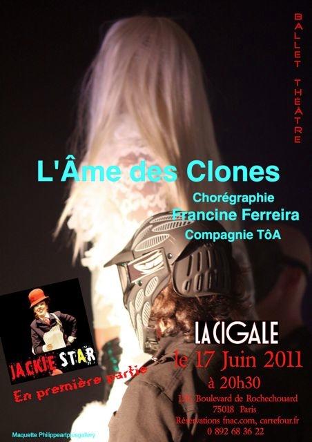 L AME DES CLONES