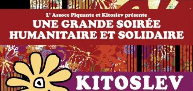 La Cigale - Paris - KITOSLEV + LA GARGOTE+LAMA GYURME et JEAN-PHILIPPE RYKIEL
