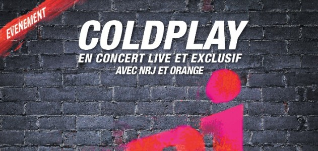 La Cigale - Paris - COLDPLAY