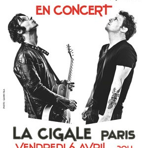 La Cigale - Paris - BLANKASS