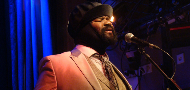 La Cigale - Paris - GREGORY PORTER