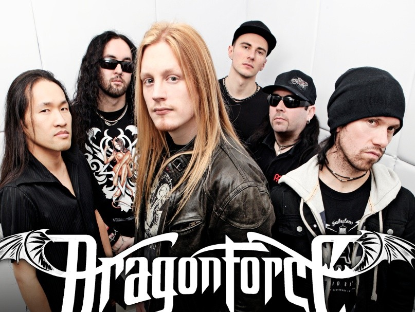 La Cigale - Paris - DRAGONFORCE + KISSIN DYNAMITE