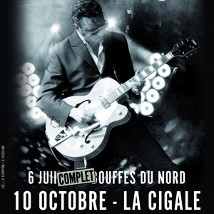 La Cigale - Paris - RICHARD HAWLEY