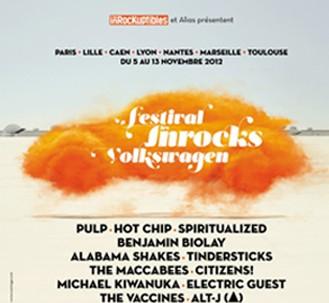 La Cigale - Paris -  FESTIVAL LES INROCKS VOLKSWAGEN : TINDERSTICKS + LAMBCHOP + DAUGHTER