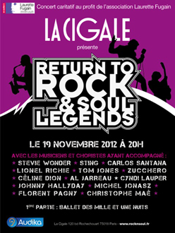 RETURN TO ROCK & SOUL LEGENDS #1