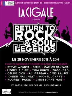 RETURN TO ROCK & SOUL LEGENDS #2