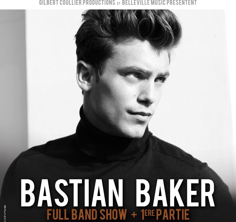 La Cigale - Paris - Bastian Baker