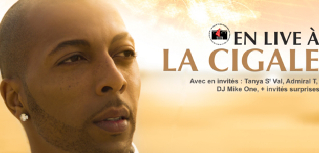 La Cigale - Paris - MARVIN