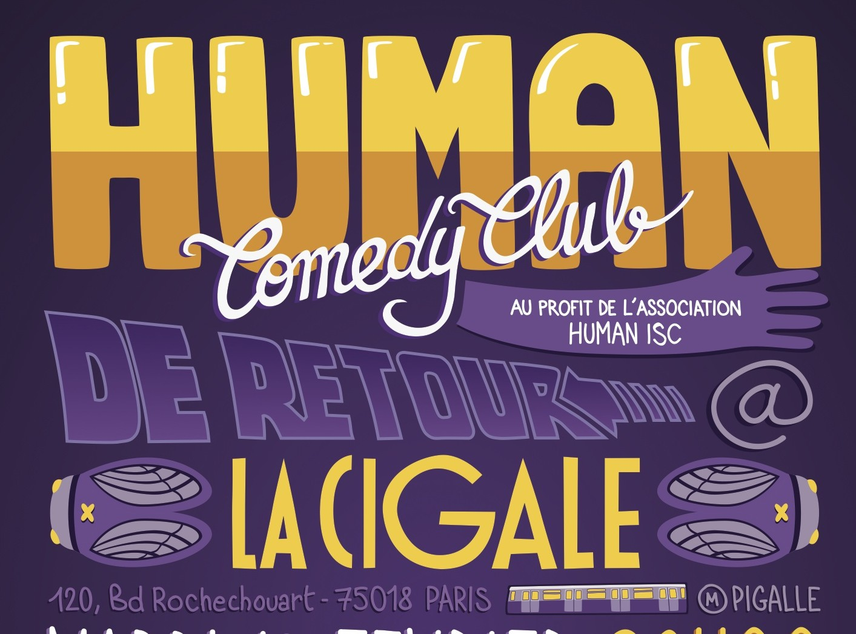 Human Comedy Club
