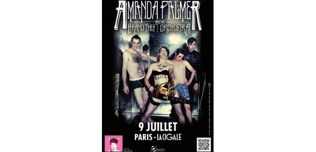 La Cigale - Paris - AMANDA PALMER