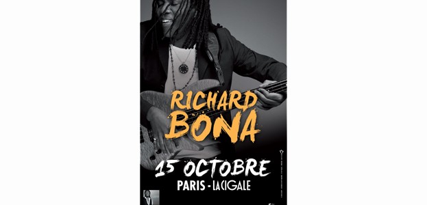 La Cigale - Paris - RICHARD BONA