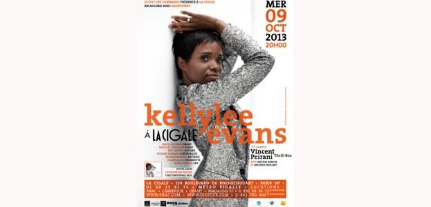 La Cigale - Paris - KELLYLEE EVANS