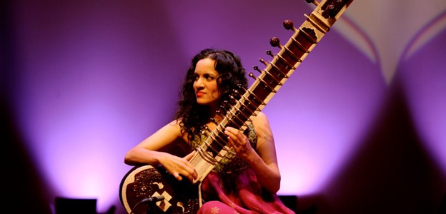 La Cigale - Paris - Anoushka Shankar – Traces of You