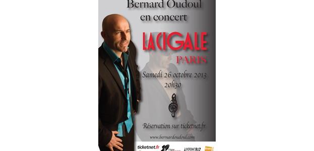 La Cigale - Paris - Bernard Oudoul