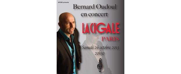 Bernard Oudoul