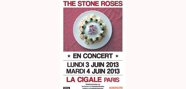 La Cigale - Paris - THE STONE ROSES