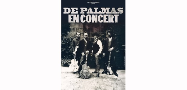 La Cigale - Paris - DE PALMAS