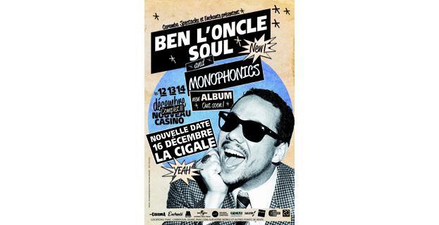 BEN L'ONCLE SOUL & MONOPHONICS