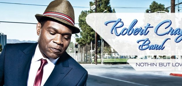 La Cigale - Paris - THE ROBERT CRAY BAND
