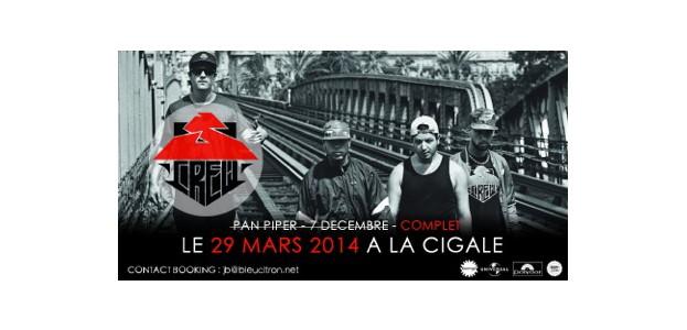 La Cigale - Paris - S-Crew