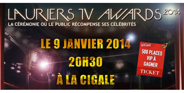 Lauriers TV Awards