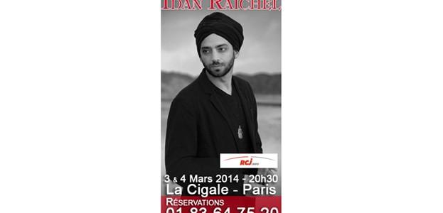 La Cigale - Paris - Idan Raichel