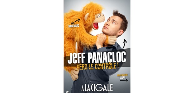 La Cigale - Paris - JEFF PANACLOC