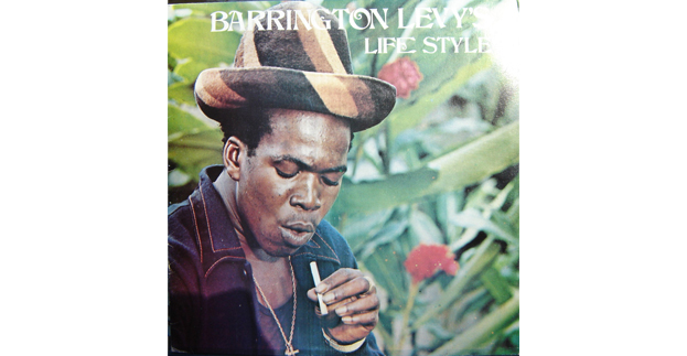 BARRINGTON LEVY           @ French Roses Band