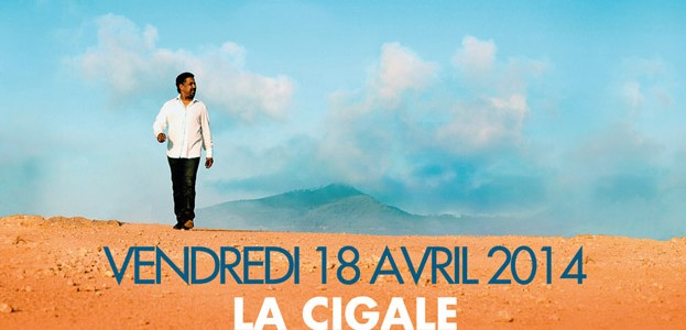 La Cigale - Paris - KHALED