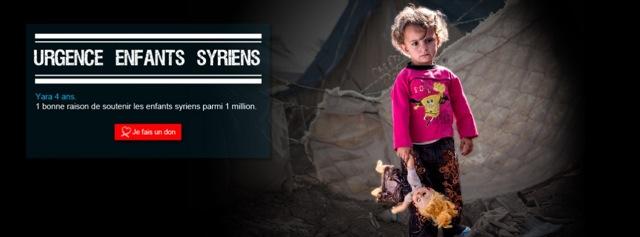 Musique solidaire : ensembles pour la Syrie