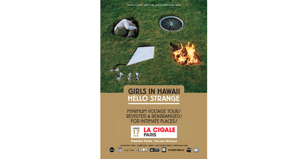 GIRLS IN HAWAII UNPLUGGED – « HELLO STRANGE