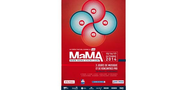 La Cigale - Paris -  MaMA Festival : LA NUIT DU FAIR: ROCKY + CHASSOL + MINA TINDLE + SPECIAL GUEST