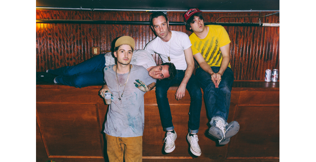Noisey Birthday Party : The Black Lips & Guests