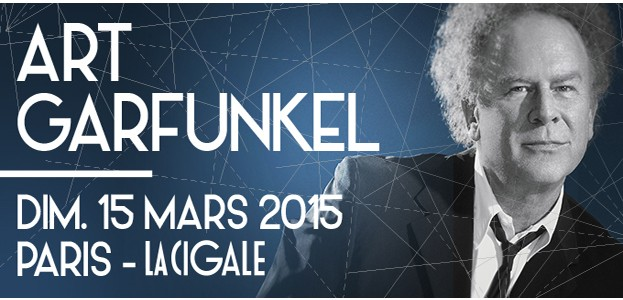 La Cigale - Paris - ART GARFUNKEL