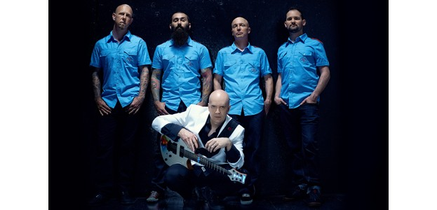 La Cigale - Paris - DEVIN TOWNSEND PROJECT + PERIPHERY