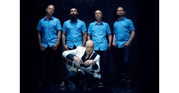DEVIN TOWNSEND PROJECT + PERIPHERY