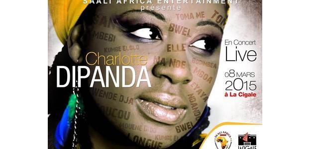 La Cigale - Paris - CHARLOTTE DIPANDA