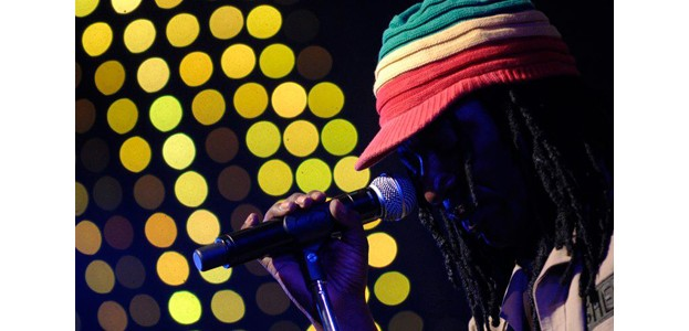 La Cigale - Paris - ALPHA BLONDY & THE SOLAR SYSTEM