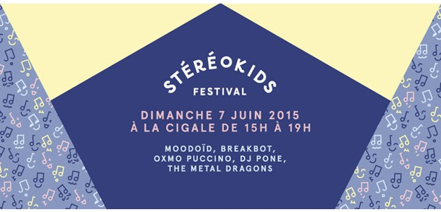 La Cigale - Paris - STEROKIDS