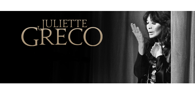 La Cigale - Paris - JULIETTE GRECO